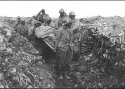 Brancardiers (French Stretcher Bearers 1916)